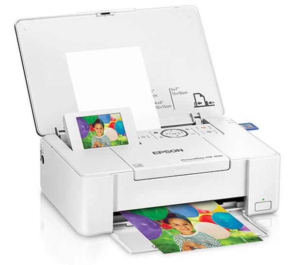 Инновационный мини-принтер от компании Epson