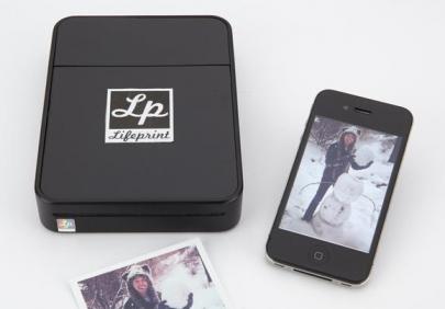 Lifeprint взрывает рынок принтеров домашней фотопечати