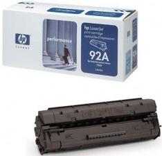 Заправка картриджа HP LJ C4092A (92A)