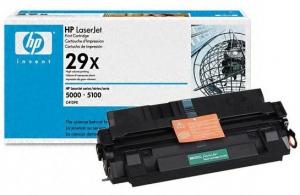 Заправка картриджа HP LJ C4129X (29X)