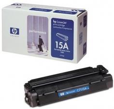 Заправка картриджа HP LJ C7115A (15A)