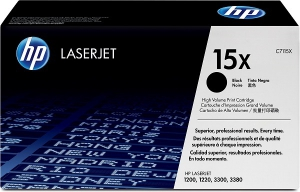 Заправка картриджа HP LJ C7115X (15X)