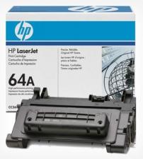 Заправка картриджа HP LJ CC364A (64A)
