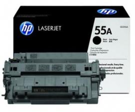 Заправка картриджа HP LJ CE255A (55A)