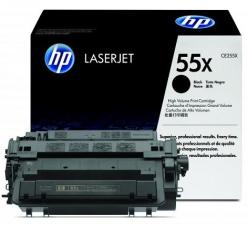 Заправка картриджа HP LJ CE255X (55X)