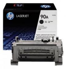 Заправка картриджа HP LJ CE390A (90A)