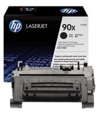 Заправка картриджа HP LJ CE390X (90X)