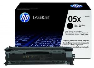 Заправка картриджа HP LJ CE505X (05X)