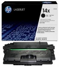 Заправка картриджа HP LJ CF214X (14X)