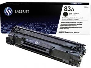Заправка картриджа HP LJ CF283A (83A)