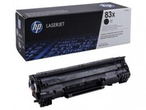 Заправка картриджа HP LJ CF283X (83X)