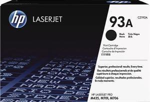 Заправка картриджа HP LJ CZ192A (93A)