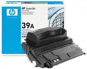 Заправка картриджа HP LJ Q1339A (39A)