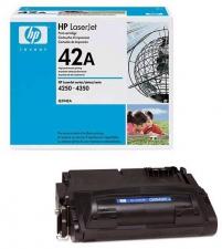 Заправка картриджа HP LJ Q5942A (42A)