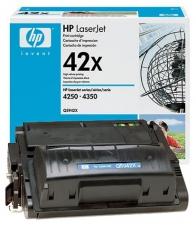 Заправка картриджа HP LJ Q5942X (42X)