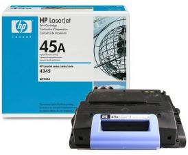 Заправка картриджа HP LJ Q5945A (45A)