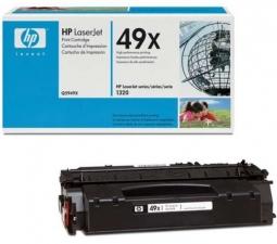 Заправка картриджа HP LJ Q5949X (49X)