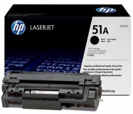 Заправка картриджа HP LJ Q7551A (51A)