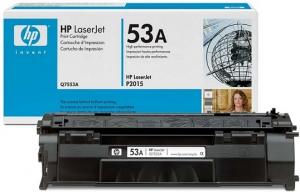 Заправка картриджа HP LJ Q7553A (53A)