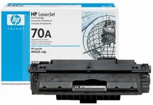 Заправка картриджа HP LJ Q7570A (70A)