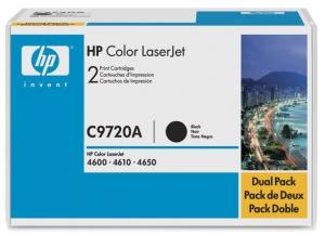 Заправка картриджа HP C9720A (641A)
