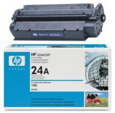 Заправка картриджа HP LJ Q2624A (24A)