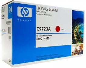 Заправка картриджа HP C9723A (641A)