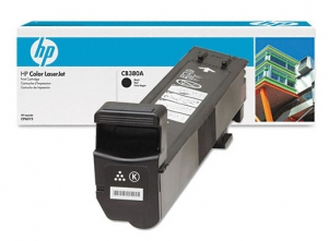 Заправка картриджа HP CB380A (823A)