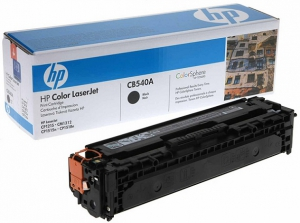 Заправка картриджа HP CB540A (125А)