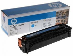 Заправка картриджа HP CB541A (125A)