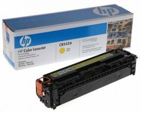 Заправка картриджа HP CB542A (125A)
