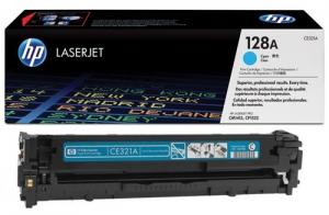 Заправка картриджа HP CE321A (128A)