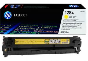 Заправка картриджа HP CE322A (128A)