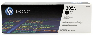 Заправка картриджа HP CE410A (305A)
