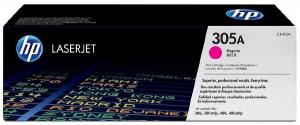 Заправка картриджа HP CE413A (305A)