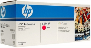 Заправка картриджа HP CE743A (307A)