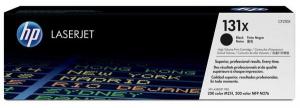 Заправка картриджа HP CF210X (131X)