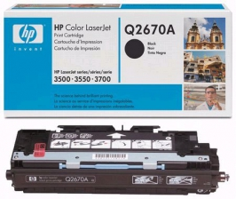 Заправка картриджа HP Q2670A (308A)