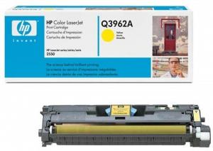 Заправка картриджа HP Q3962A (122A)