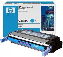 Заправка картриджа HP Q5951A (643A)