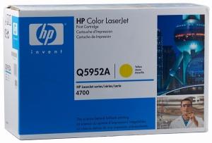 Заправка картриджа HP Q5952A (643A)
