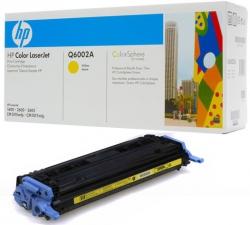 Заправка картриджа HP Q6002A (124A)