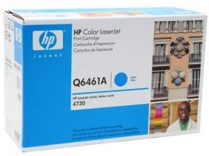 Заправка картриджа HP Q6461A