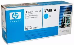 Заправка картриджа HP Q7581A (503A)