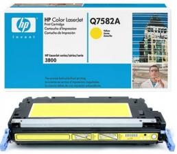 Заправка картриджа HP Q7582A (503A)