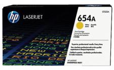 Заправка картриджа HP LJ CF332A (654A)