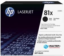 Заправка картриджа HP LJ CF281X (81X)