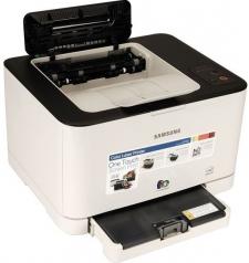 Прошивка цветного принтера Samsung CLP-320W