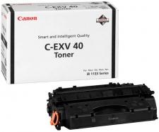 Заправка картриджа Canon C-EXV40