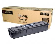 Заправка картриджа Kyocera Mita TK-655